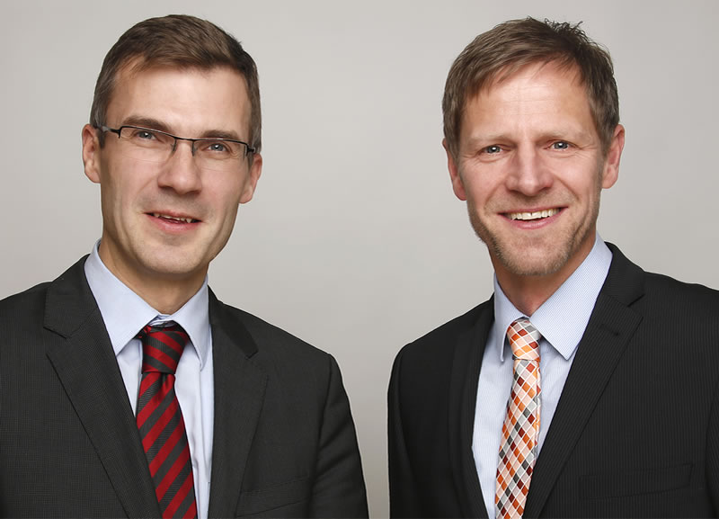Dr. Hans-Martin Grambeck, Carsten Nesemann